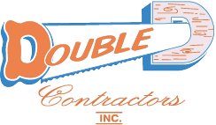 Double D Contractors Inc. Logo